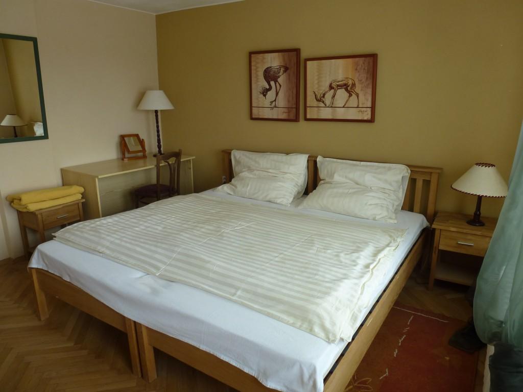 Spálňa 3 izbového bytu v Nitre na Zobore